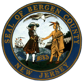 Bergen County Seal Image