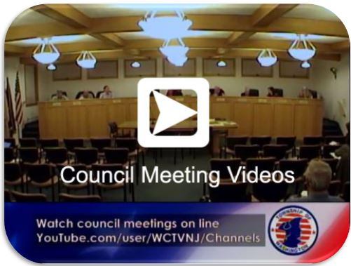 Council Meeting Videos Link Image